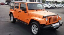 2012 Jeep Wrangler Unlimited  Warsaw IN