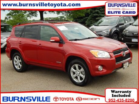 2011 Toyota RAV4 Ltd Burnsville MN