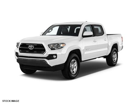 2017 Toyota Tacoma SR5 Double Cab 5' Bed V6 4x4 AT Burnsville MN