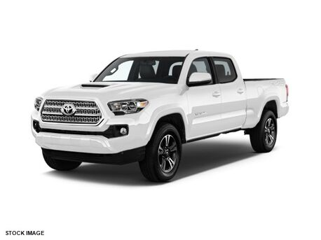 2017 Toyota Tacoma TRD Sport Double Cab 5' Bed V6 4x4 AT Burnsville MN
