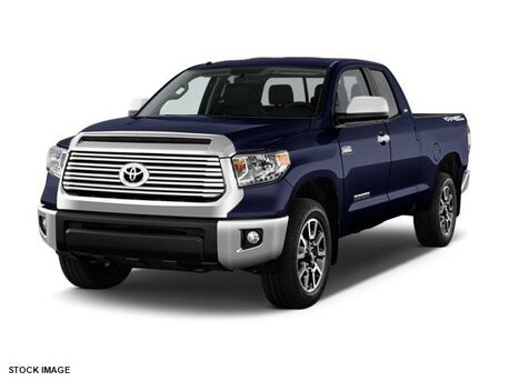 2017 Toyota Tundra 4WD Limited Double Cab 6.5' Bed 5.7L FFV Burnsville MN