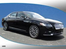 2017 Lincoln Continental Select Merritt Island FL