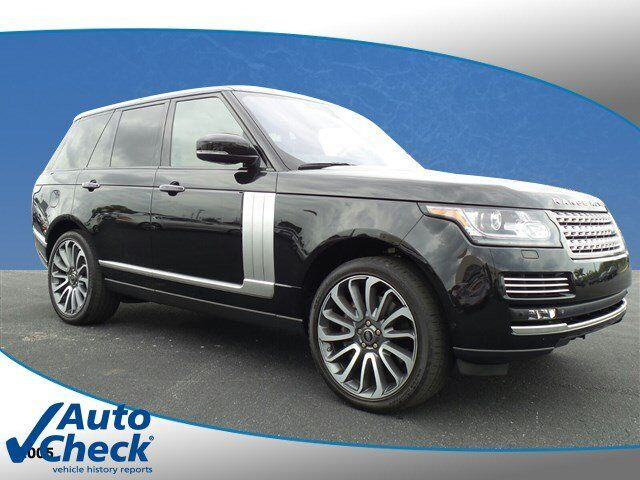 2014 Land Rover Range Rover Supercharged Autobiography Orlando FL