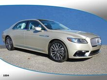 2017 Lincoln Continental Select Orlando FL