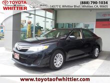 2014 Toyota Camry LE Whittier CA