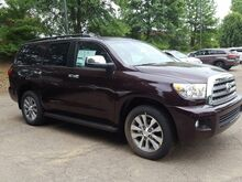 2017 Toyota Sequoia Limited Cranberry Twp PA