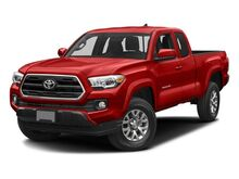 2017 Toyota Tacoma SR5 Access Cab 6' Bed V6 4x4 AT Cranberry Twp PA