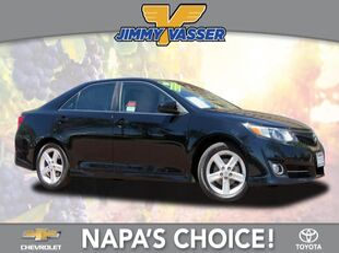 2014 Toyota Camry SE NAVIGATION Napa CA