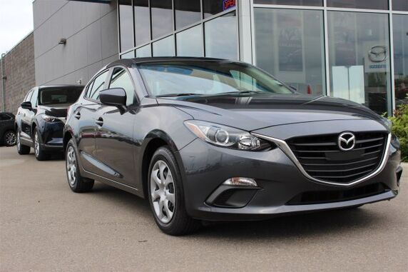 2015 Mazda 3 Sport GX-Save $3400 off new! Lethbridge AB