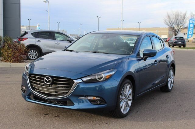 2017 Mazda 3 GT Sedan AT Premium Lethbridge AB