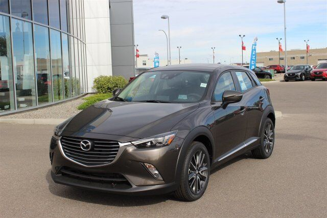 2017 Mazda CX-3 GT AWD AT Lethbridge AB