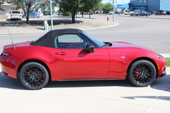 2016 Mazda MX-5 Miata GS Sport Package  MT Lethbridge AB