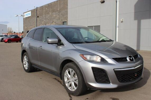 2011 Mazda CX-7 GS Luxury - Plenty of space for trips yet still agile in the city Lethbridge AB