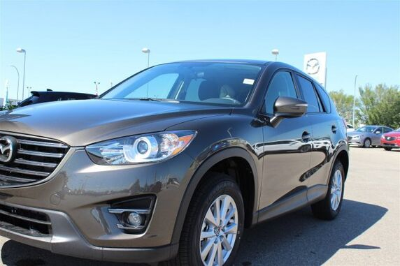 2016 Mazda CX-5 GS Luxury AWD AT Lethbridge AB