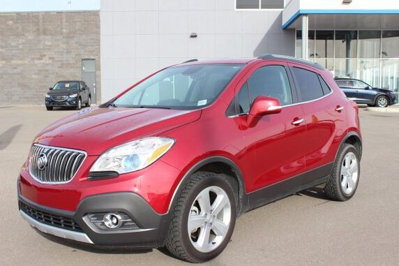 2015 Buick Encore Leather AWD locally owned, winter and all season tires Lethbridge AB