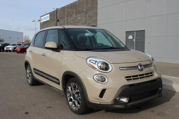 2014 FIAT 500L Trekking - Bells, whistles, warranty and a value price! Lethbridge AB