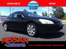 2004 Honda Accord Cpe EX Melbourne FL