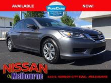 2014 Honda Accord Sedan LX Melbourne FL