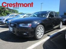 2013 Audi A4 Premium Pompton Plains NJ