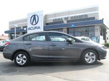2014 Honda Civic Sedan LX Modesto CA