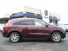 2014 Acura MDX with Advance and Entertainment Packages Modesto CA