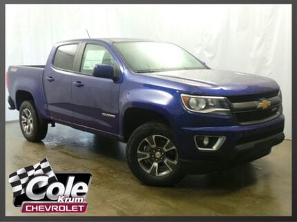 2017 Chevrolet Colorado 4WD Crew Cab 128.3