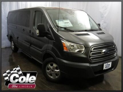 2017 Ford Transit Wagon T-350 148' Low Roof XLT Swing-Out RH Dr Coldwater MI