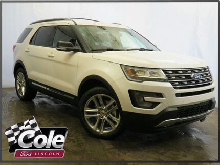 2017 Ford Explorer XLT 4WD Coldwater MI