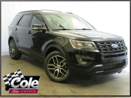 2017 Ford Explorer Sport 4WD Coldwater MI
