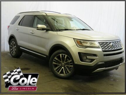 2017 Ford Explorer Platinum 4WD Southwest MI