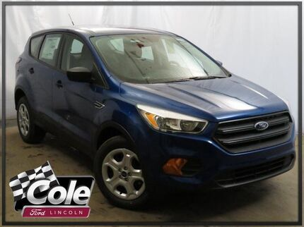 2017 Ford Escape S FWD Coldwater MI