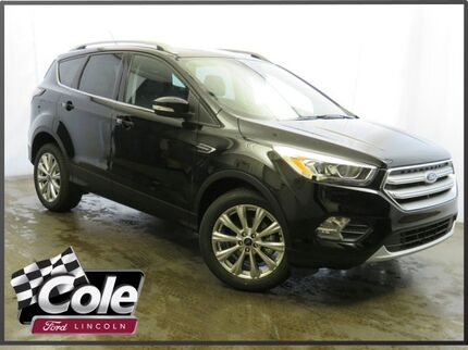 2017 Ford Escape Titanium FWD Coldwater MI