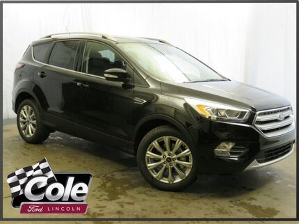 2017 Ford Escape Titanium 4WD Coldwater MI