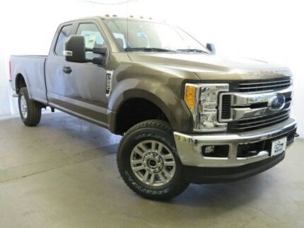 2017 Ford Super Duty F-250 SRW XLT 4WD SuperCab 8' Box Coldwater MI