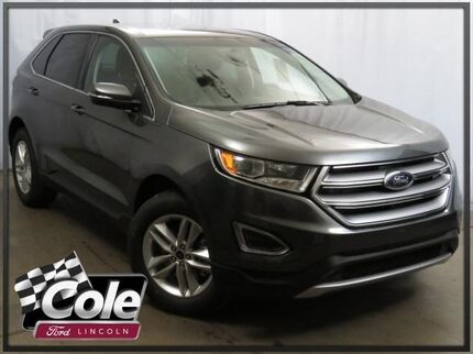 2017 Ford Edge SEL AWD Coldwater MI