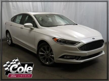 2017 Ford Fusion Platinum AWD Coldwater MI