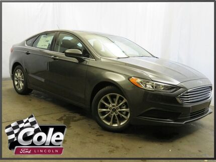 2017 Ford Fusion SE FWD Coldwater MI