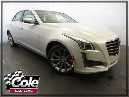 2017 Cadillac CTS Sedan 4dr Sdn 3.6L Luxury AWD Southwest MI