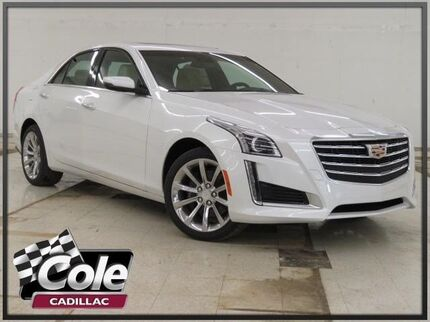 2017 Cadillac CTS Sedan 4dr Sdn 2.0L Turbo Luxury AWD Southwest MI