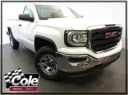 2017 GMC Sierra 1500 4WD Regular Cab 133.0' Southwest MI