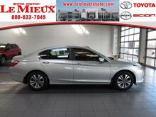 2013 Honda Accord Sdn LX Green Bay WI