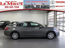 2016 Nissan Altima 2.5 S Green Bay WI