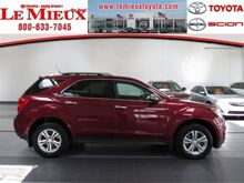 2012 Chevrolet Equinox LTZ Green Bay WI