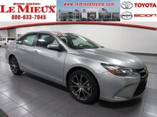 2017 Toyota Camry XSE Green Bay WI