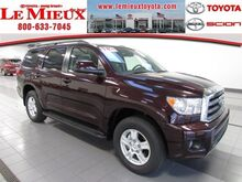 2017 Toyota Sequoia SR5 Green Bay WI