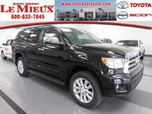 2017 Toyota Sequoia Platinum Green Bay WI