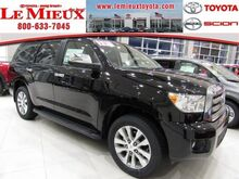2017 Toyota Sequoia Limited Green Bay WI