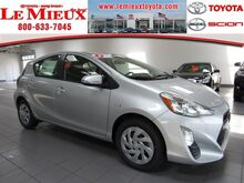 2016 Toyota Prius c Two Green Bay WI