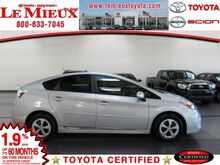 2013 Toyota Prius Two Green Bay WI
