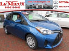 2017 Toyota Yaris L 3-Door Green Bay WI